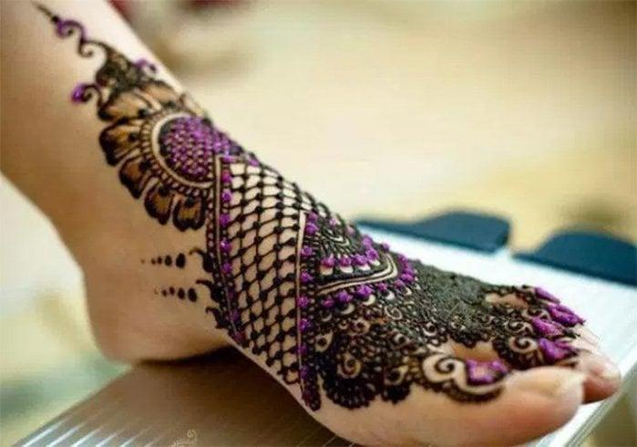 Ramadan Mehndi Design