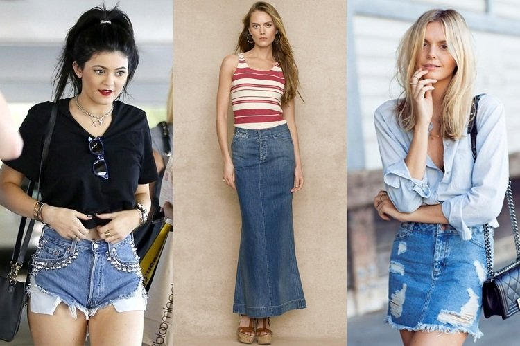 Recycle Old Jeans