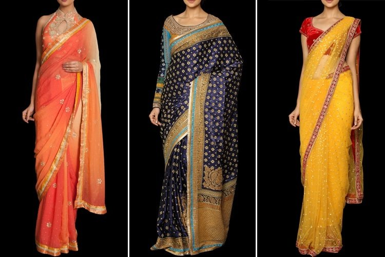 Label By Ritu Kumar >> Here's Everything You Need To Know About Designer Sarees