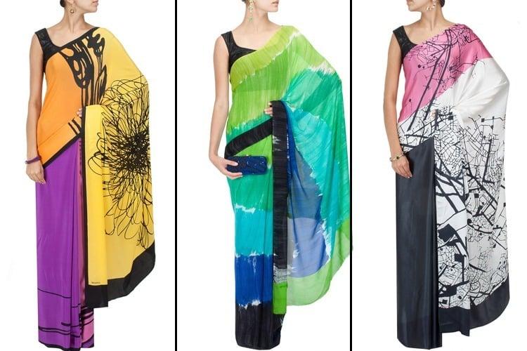 Satya Paul Designer Sarees
