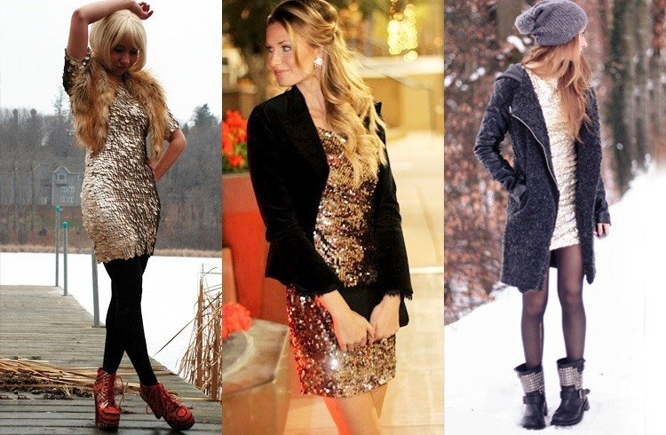 Sequin dress ideas