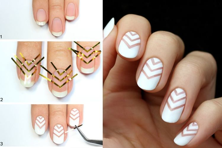 Elizarts Fashion Stories Some Beautiful Nail Art Designs Just For You