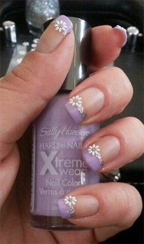French Nail Art Ideas