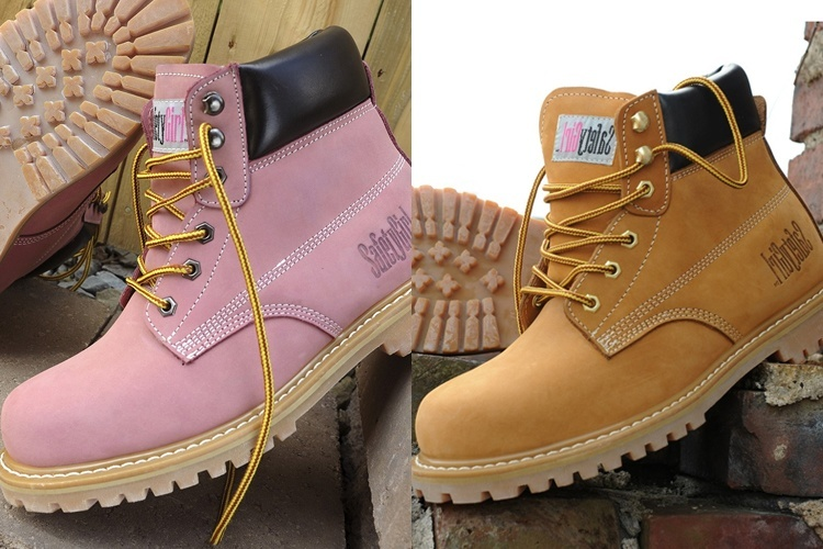 Steel Toe Boots For Women