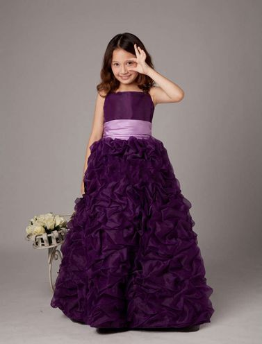 traditional flower girl dresses