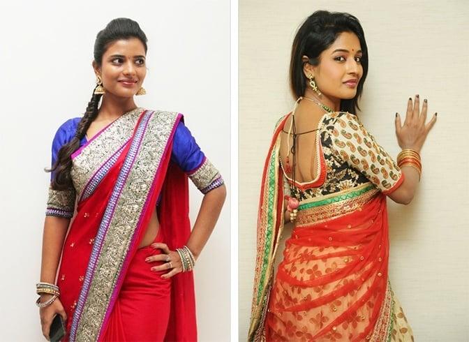 Wedding blouse designs catalogue