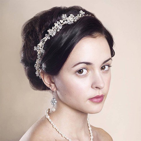 Wedding headpiece ideas