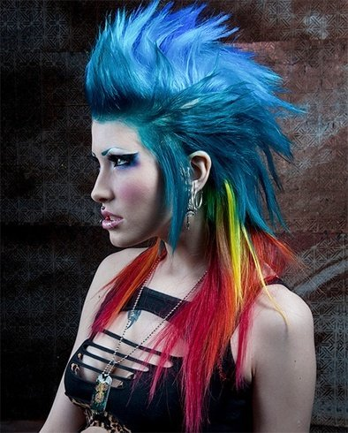20 Most Weird Hairstyles - Dare To Wear These?