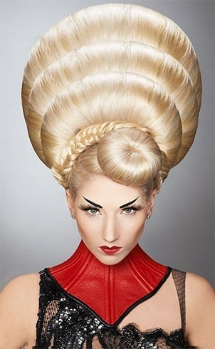 Weird hairstyles for women