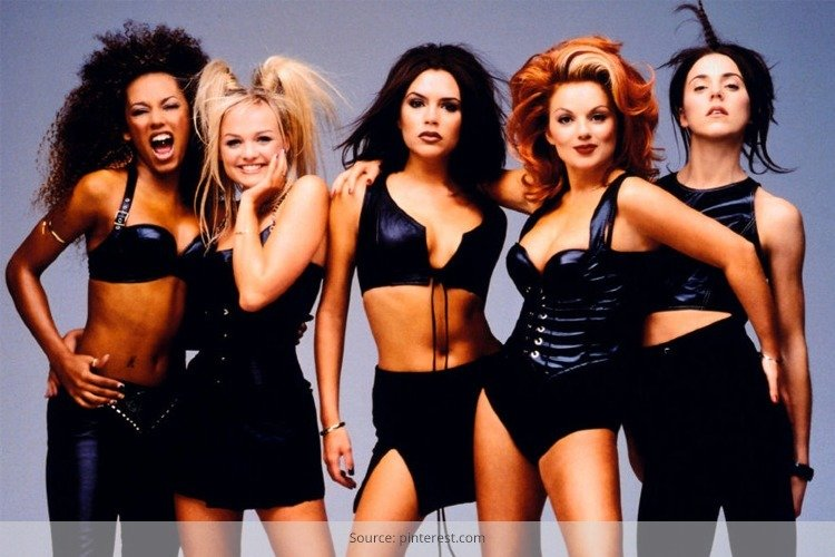 10 Chic Spice Girls 90s Hairstyles We Really Miss Them