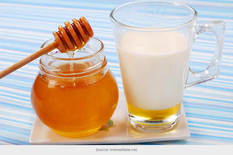 Benefits Of Milk And Honey