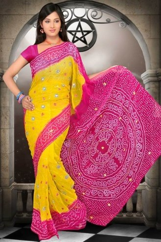 Best designer indian sarees