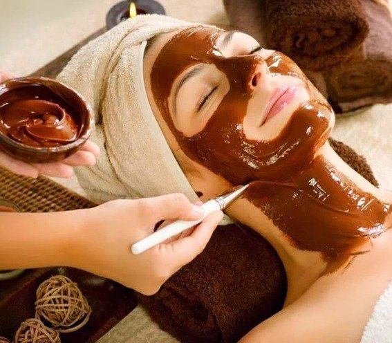 Coffee face packs for skin