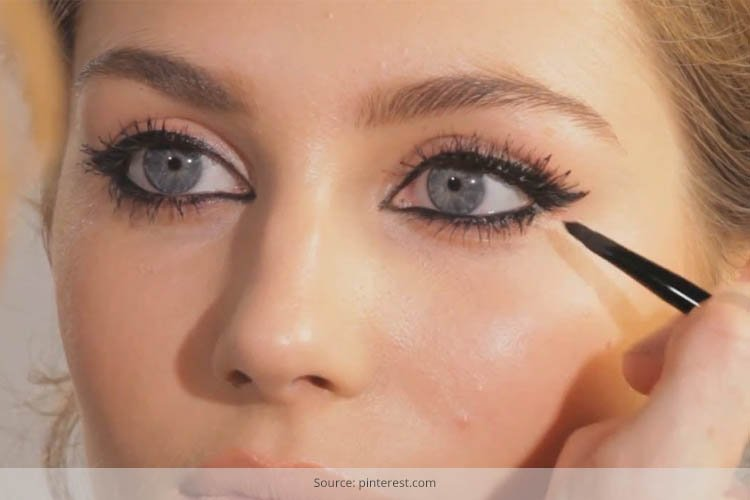 Eye Makeup for Big Eyes