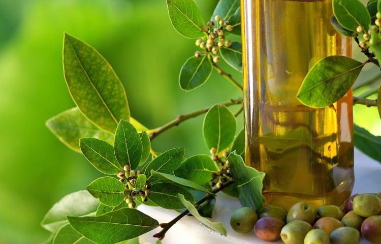 Greek olive oil uses
