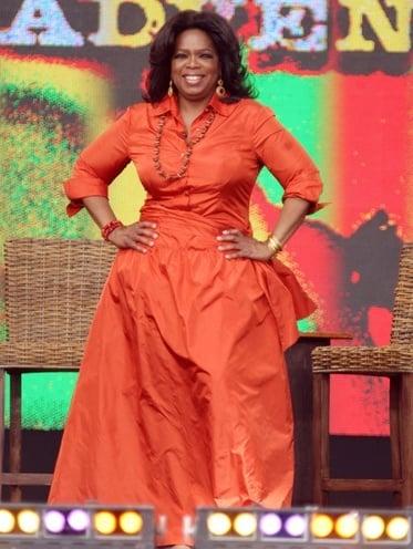 Oprah Winfrey Dresses Skirts Evening Dressl
