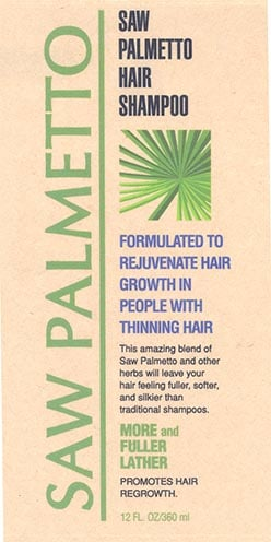 Palmetto Shampoo Benefits