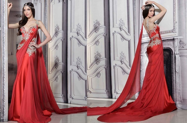Top Most Backless Wedding Dresses