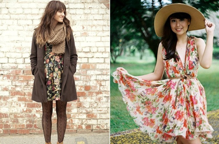 What Jewelry to Wear With A Floral Dress