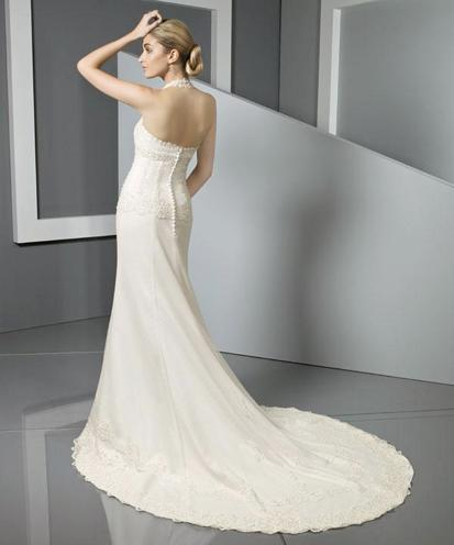 backless wedding dresses bridal gowns wear winter weddings