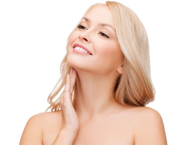 Womens Neck Wrinkle Treatment