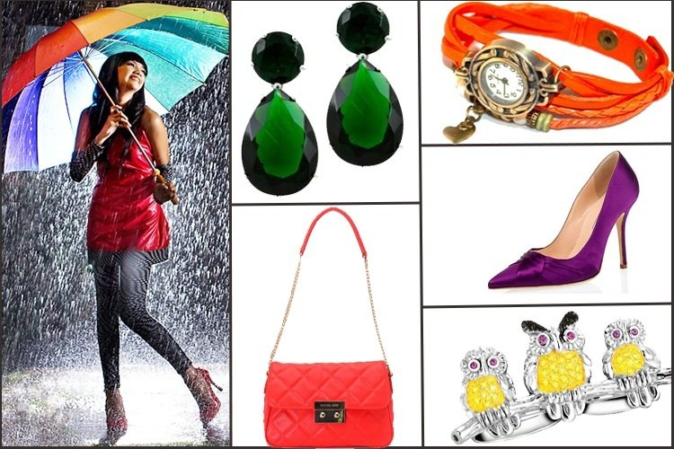 Rainbow Accessories for Monsoon