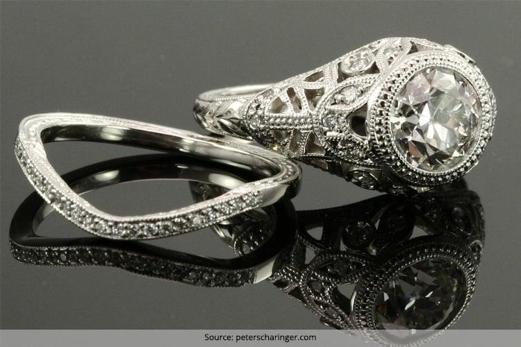 Antique Silver Ring Designs