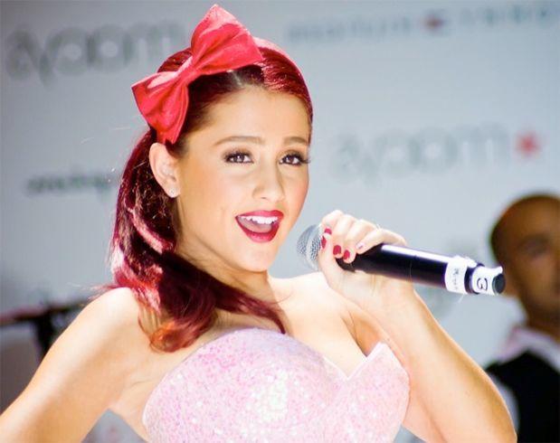 Ariana Grande headband
