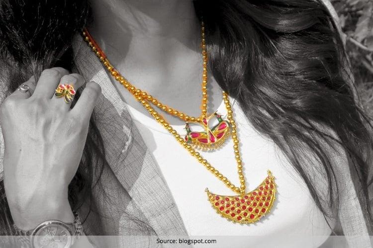 Assamese Jewellery Design