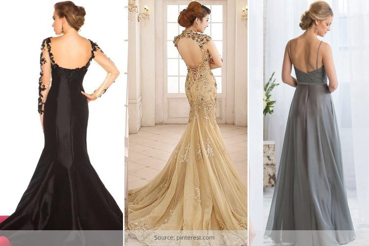Backless Wedding Gowns: 15 Backless Wedding Dresses And Bridal Gowns To Wear At