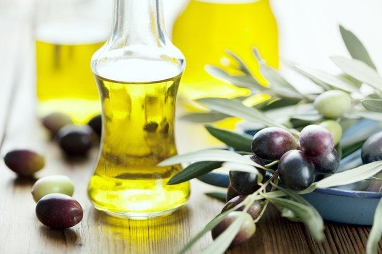 benefits of Greek olive oil