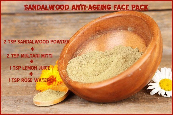 Benefits of chandan for skin