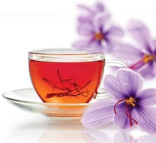 Benefits Of Drinking Saffron