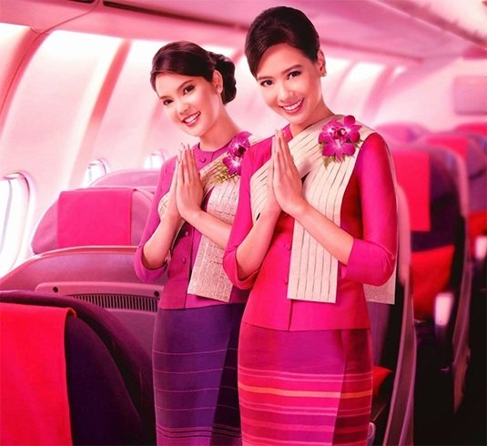 Best cabin crew uniform