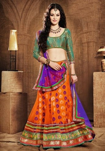 best designer chaniya choli