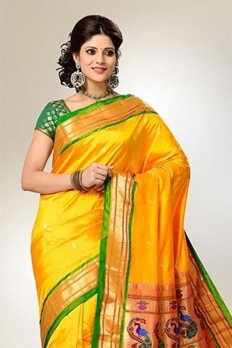 Best paithani sarees