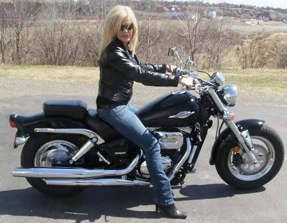 Biker chick fashion ideas