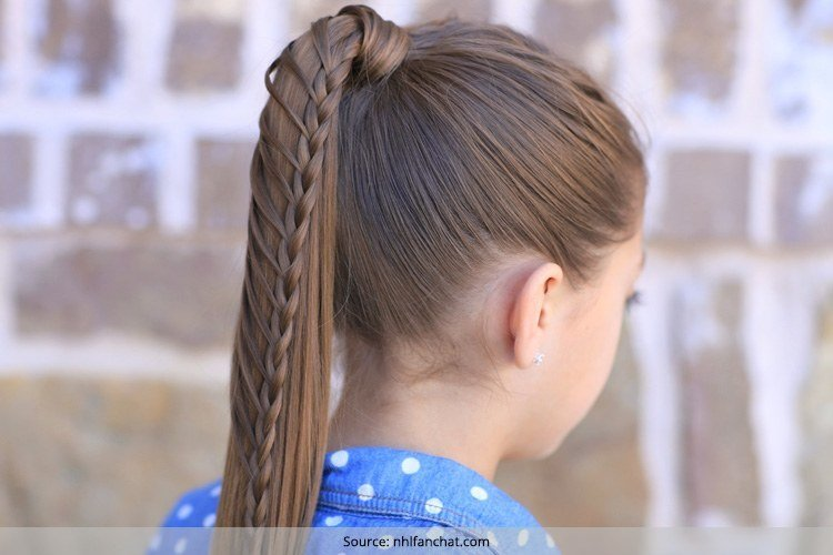 Hairstyles For Teens : Cute Braided Hairstyles for Teens