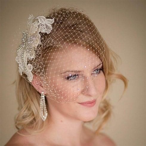 Bridal veils style