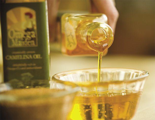 Camelia oil