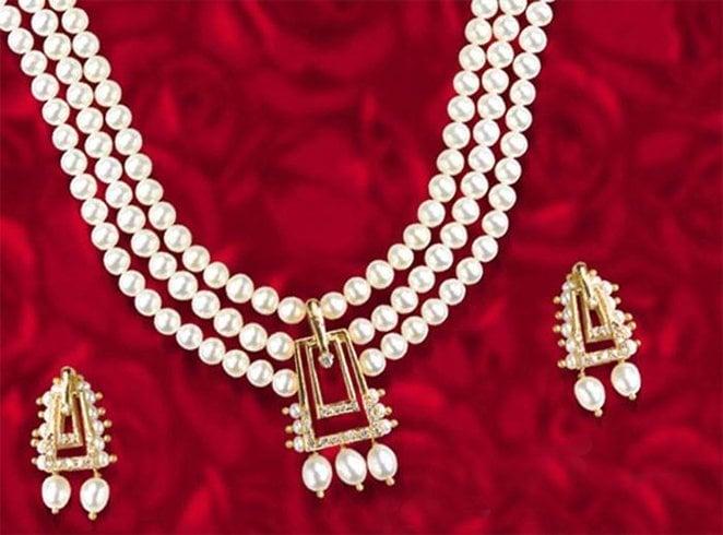 Chardrani Pearls