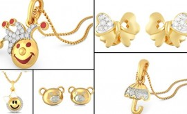 Diamond Jewellery for Kids