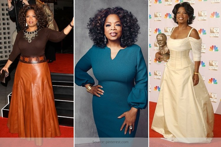 Fashion For Women Over 50 - Steal Ideas From Oprah Winfrey