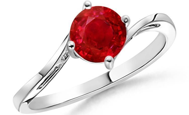 Gemstone promise ring ideas