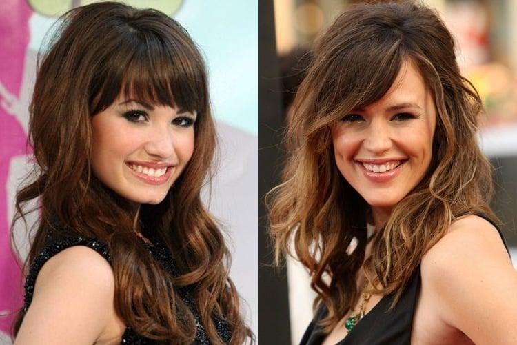 10 Frisuren mit Pony, die 10 Jahre von deinem Gesicht entfernen