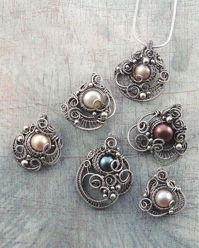Handmade beaded jewellery