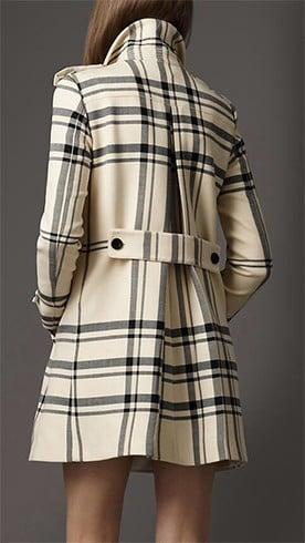 Haute trench coats