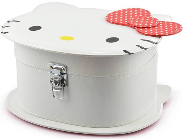 Hello Kitty designer makeup bag