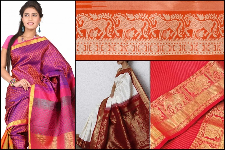 Designer Kanchipuram Saree Decade Long Stamp Of South Indian Tradition