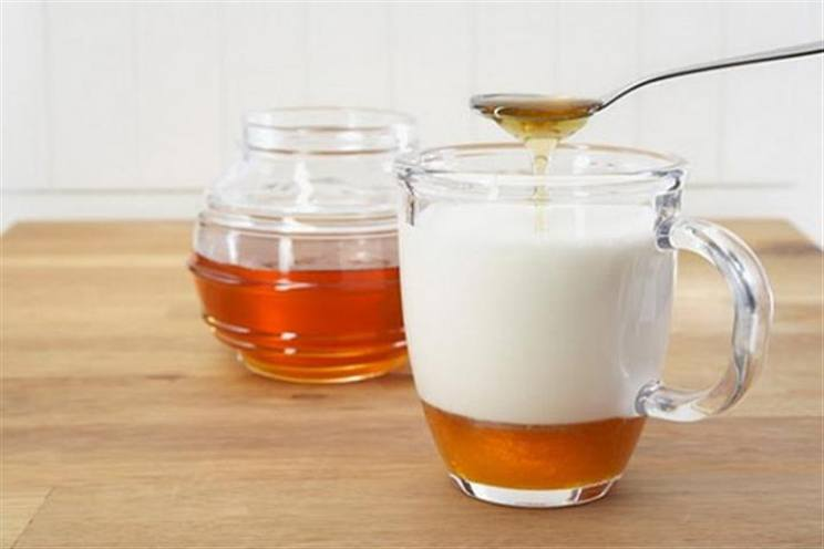 honey and milk for face